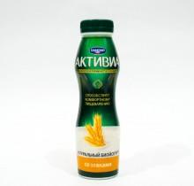 Активиа питьевая 290 гр в ассортименте