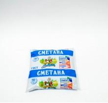 Сметана Кубанский Молочник 20% 450г