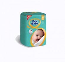 Подгузники EVY BABY  №2 3-6 кг (32 шт)