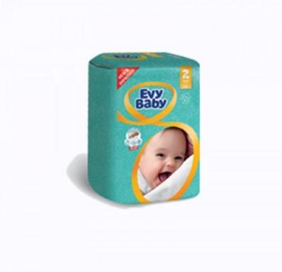 Подгузники EVY BABY  №2 3-6 кг (32 шт)_0