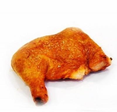 Окорочок куриный копченый 1 кг (Велес)_0