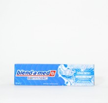Зубная паста Бленд-а-мед  Комплекс с Ополаскивателем 100мл