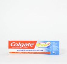 Зубная паста Колгейт ТОТАЛ Профессиональная Чистка  75мл