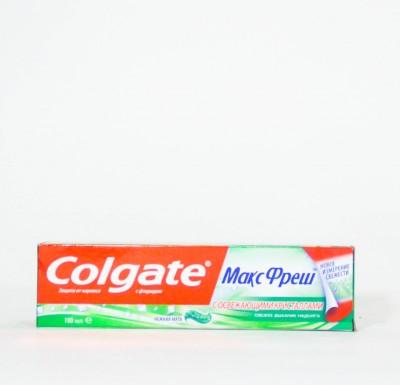 Зубная паста Колгейт ТОТАЛ Макс Фреш  100мл_0