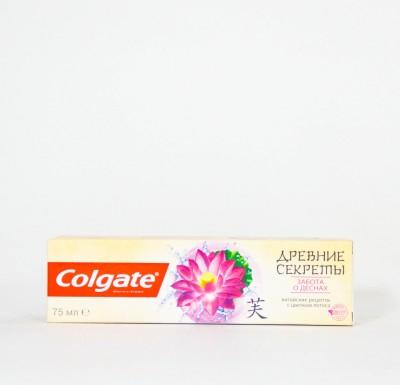 Зубная паста Колгейт Древние Секреты  75мл_0