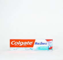 Зубная паста Колгейт ТОТАЛ Макс Блеск  100мл