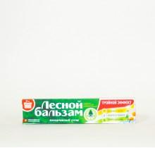 Зубная паста Лесной бальзам Тройной Эффект 75мл