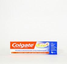 Зубная паста Колгейт ТОТАЛ Профессиональное Отбеливание  75мл