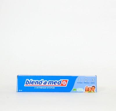 Зубная паста Бленд-а-мед  Мягкая Свежесть 50мл_0