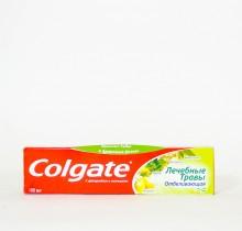 Зубная паста Колгейт Лечебные Травы Отбеливающая  100мл