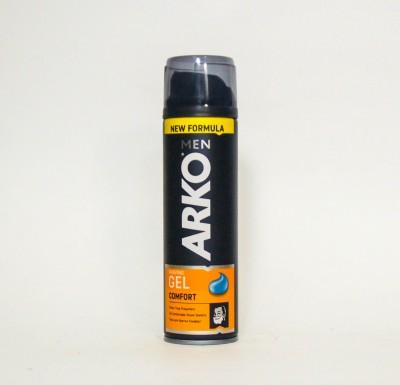 Пена для бритья Арко Для чувствительной кожи 200мл_0