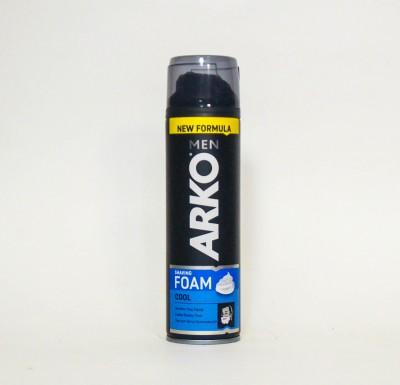 Пена для бритья Арко Охлаждающая 200мл_0