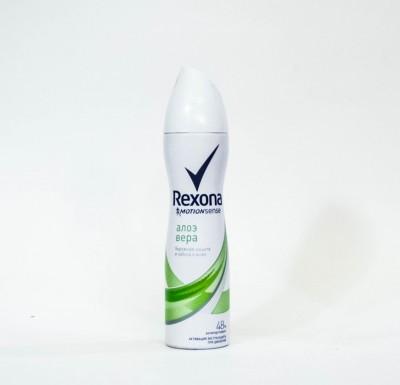 Антиперспирант аэрозоль Rexona Алоэ Вера для женщин 150 мл._0