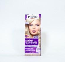 Крем-краска PALETT С10 Серебристый блондин