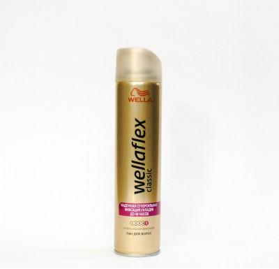 Лак для волос WELLAFLEX classic 250мл_0