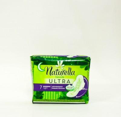 Прокладки  Naturella Ultra  night 7 шт_0