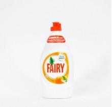 Средство для мытья посуды Фейри 450мл
