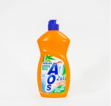 Средство для мытья посуды Аос 500мл