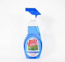 Средство для мытья стекол Блиц 500г