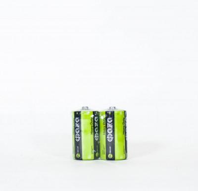 Батарейки ФАЗА R20 2 шт_0