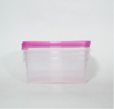 Контейнер пластиковый 3 шт 1 л_0