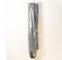 Стаканы  для кофе одноразовые 200мл 50 шт