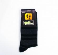 Носки мужские Серые размер 41-44