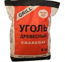 Уголь 3 кг