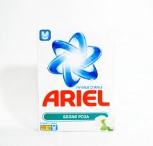 Стиральный порошок ARIEL Белая Роза 450г