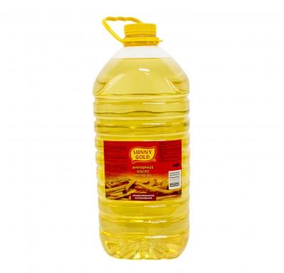Фритюрное  масло SANNY GOLD 5л_0