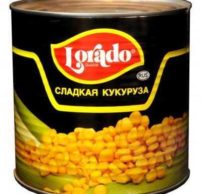 Кукуруза СЛАДКАЯ Лорадо 2650мл_0