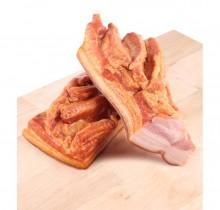 Грудинка свиная в/к  1 кг (Велес)