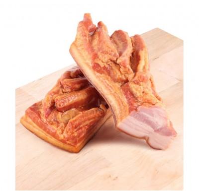 Грудинка свиная в/к  1 кг (Велес)_0