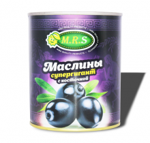 Маслины M.R.S., 850 гр (Греция)