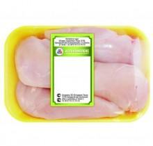 Филе цыпленка бр. без кожи 1 кг (Агрокомплекс, BAISAD, Благояр)