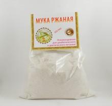"""Мука ржаная 500 г. """"Натуральные продукты Кубани"""""""