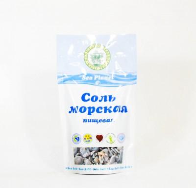 Соль Морская пищевая м/у 250г_0