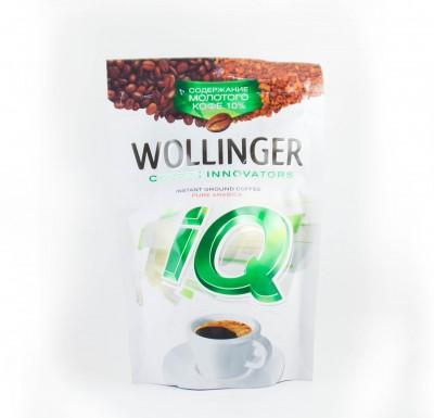 Кофе IQ Воллинжер 150г м/у_0