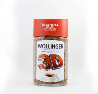 Кофе 3D Воллинжер 95г м/у_0