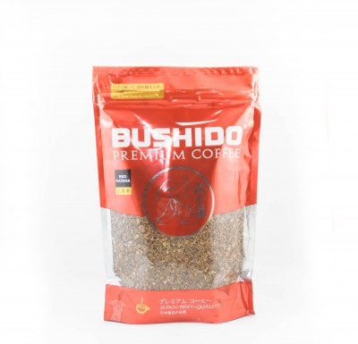 Кофе Бушидо Ред Катана 85г  м/у_0