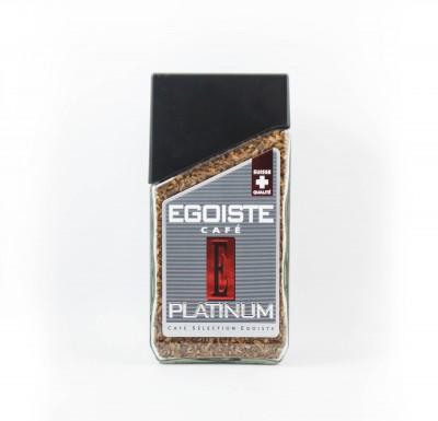 Кофе Эгоист Платинум 100г  с/б_0