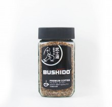 Кофе Бушидо Блек Катана 100г  с/б