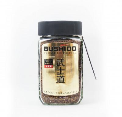 Кофе Бушидо Голд Катана 24 KARAT 100г  с/б_0