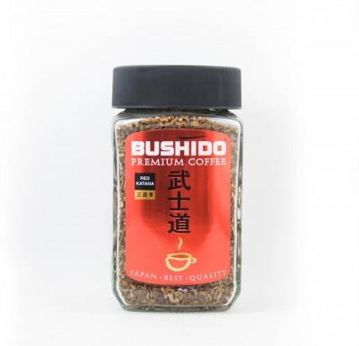 Кофе Бушидо Ред Катана 100г  с/б_0