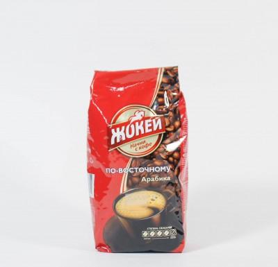 Кофе Жокей по-восточному жареный в зернах 250г_0