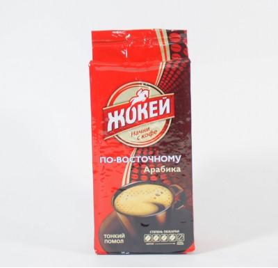 Кофе Жокей по-восточному молотый 450г в/у_0