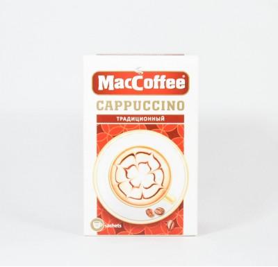 МакКапучино традиционный,10 пакетиков_0