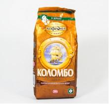 Кофе Кофейня на паяхЪ  Коломбо в зернах 250г м/у