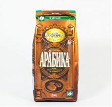 Кофе Кофейня на паяхЪ  Арабика в зернах 250г м/у