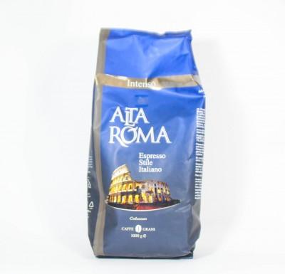 Кофе Альторома Интенсо в зернах 1000г м/у_0